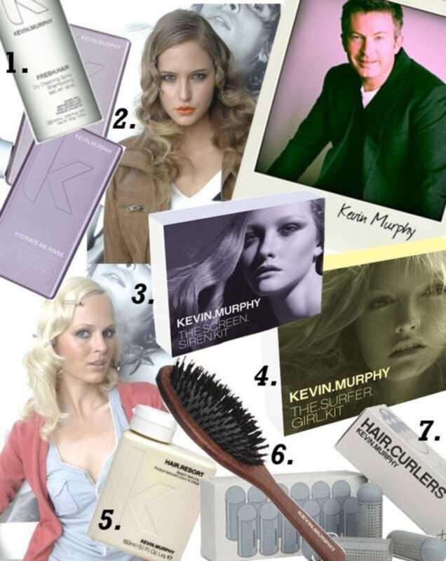 На 7 најдобри производи за коса Кевин Марфи