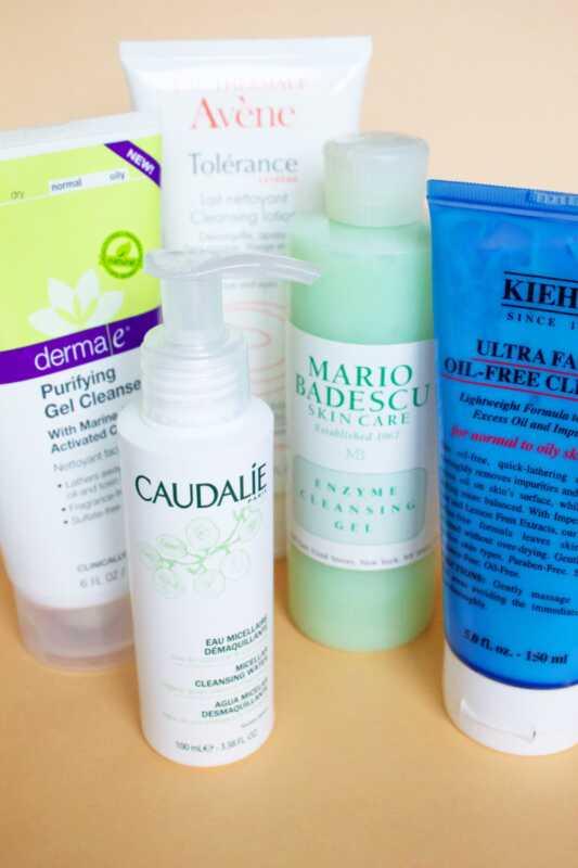 Como escolher o melhor limpador para sua pele