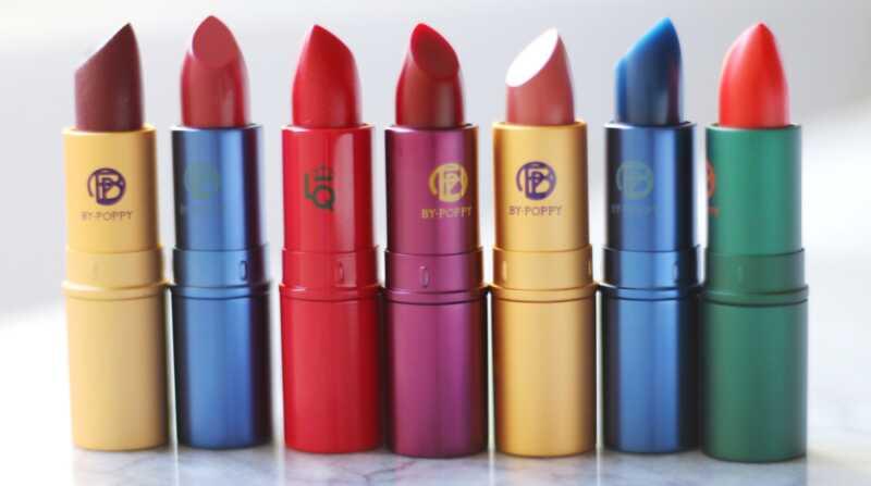 Lipstick Queen recenzije swatches: 7 najboljih boja za šminkanje
