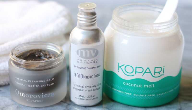 Metod prečišćavanja ulja: Kako duboko očistiti kožu ulja i tkanine