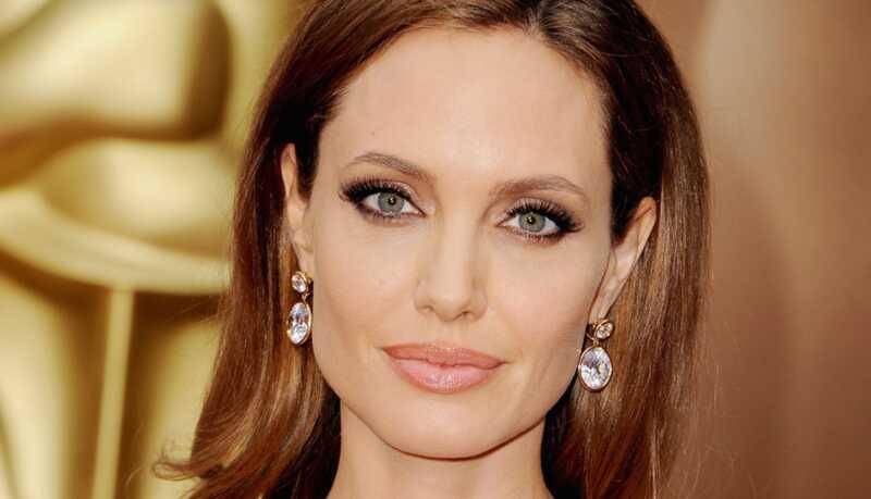 Η Angelina Jolie, πριν και μετά