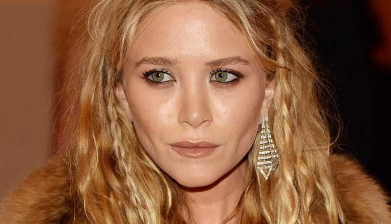 Mary-Kate Olsen, før og etter