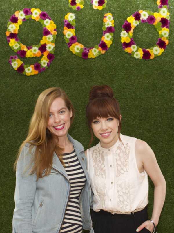 Darrere de les escenes amb Carly Rae Jepsen, la nova cara del güd