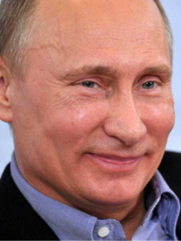 Vladimir Putin, pred a po