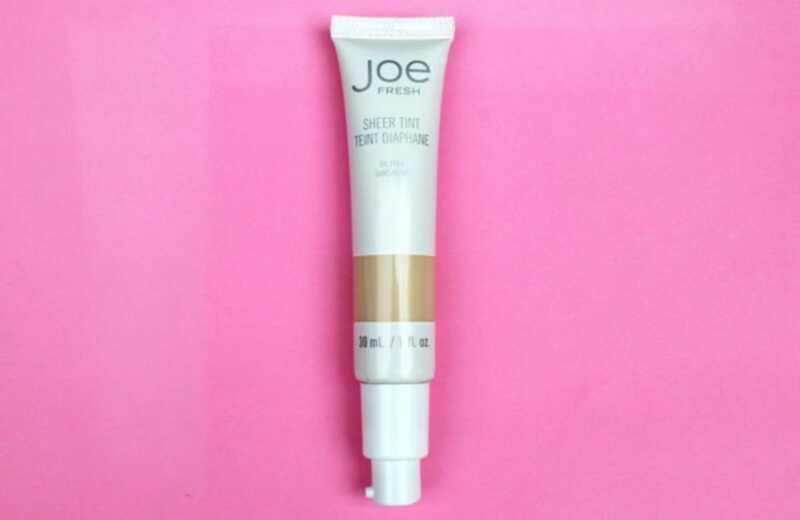 Joe Fresh puhas toon on minu uus lemmik naha meik