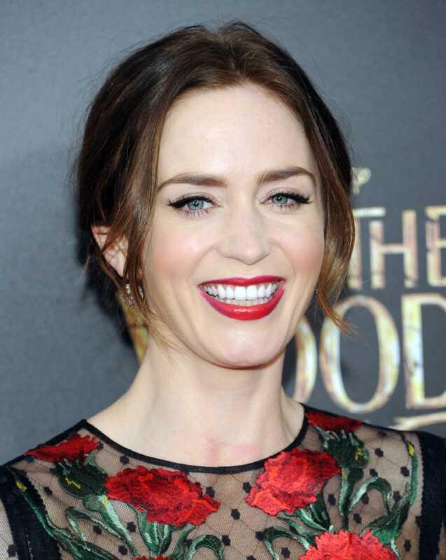 Учините или немојте: Омбер шминка Емили Блунт