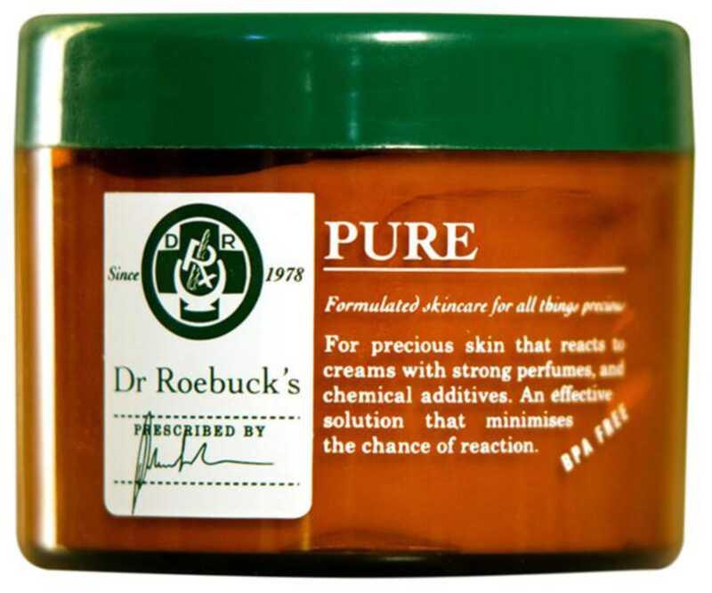 Doktorka Roebuckova čistá môže byť mojím životným hydratačným činidlom