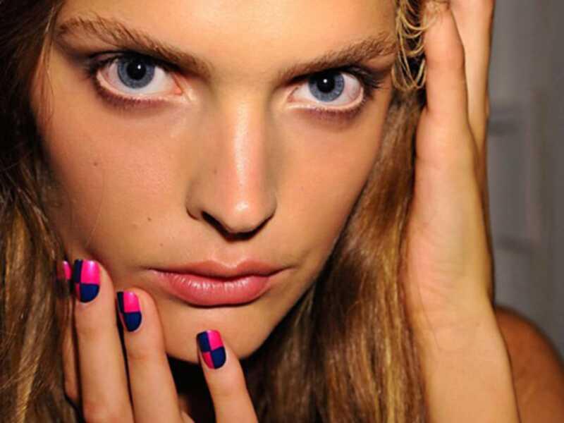 10 najboljih umjetničkih noktiju iz modnog tjedna