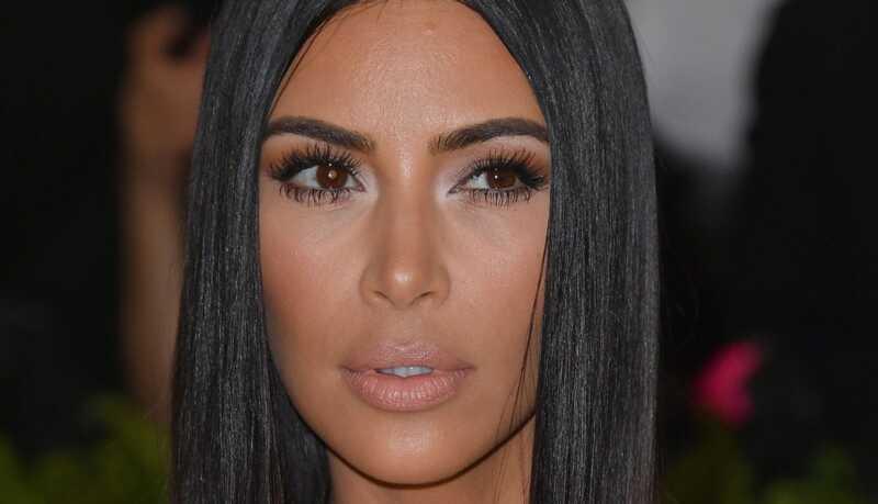 Kim Kardashian, bago at pagkatapos