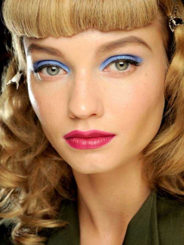 Pokúsili by ste si s make-upom zablokovať blokovanie farieb?