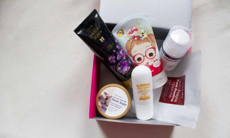 Love korejské kosmetické výrobky? Tady je krabička krásy, kterou musíte zkontrolovat