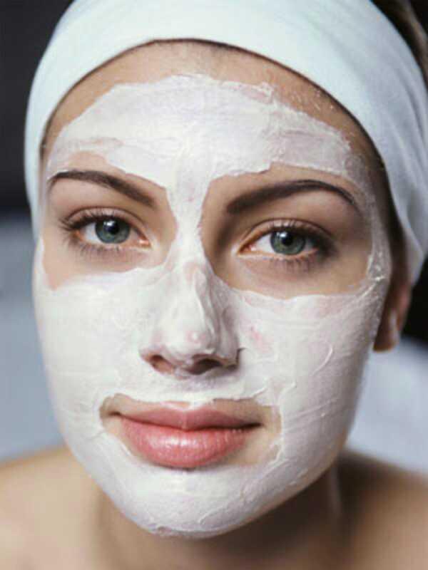 Prečo by ste mali odfarbiť pred použitím masky na tvár