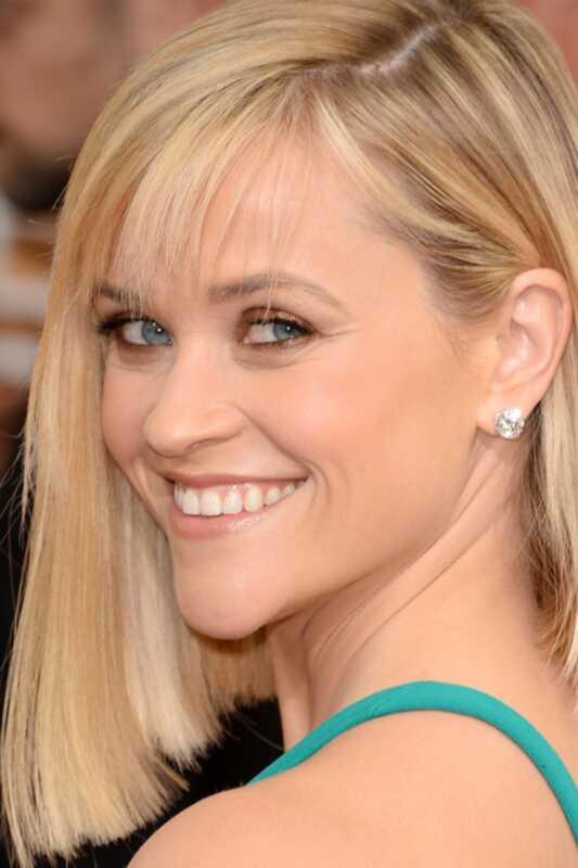 Golden Globes 2018: Reese Witherspoons naaktlippen en koperen ogen