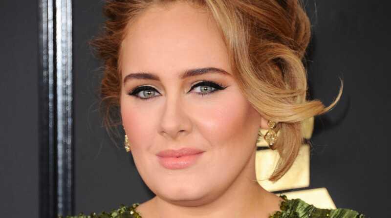 Adele, înainte și după