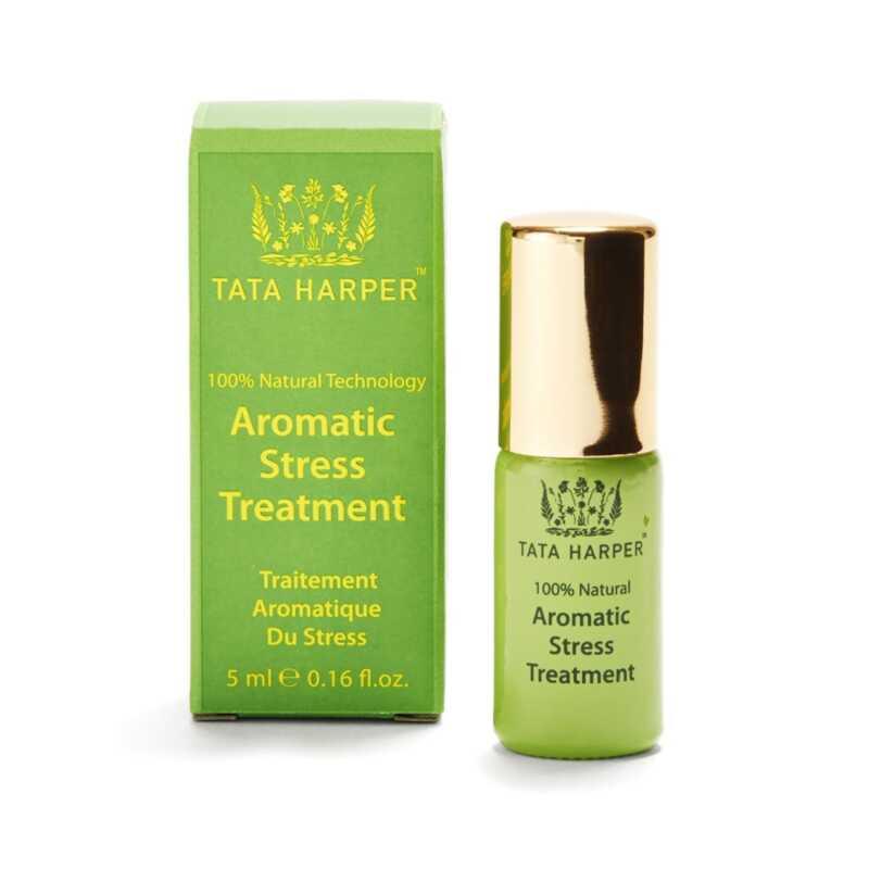 Kulten Tata Harper stressbehandling som dobler som parfyme