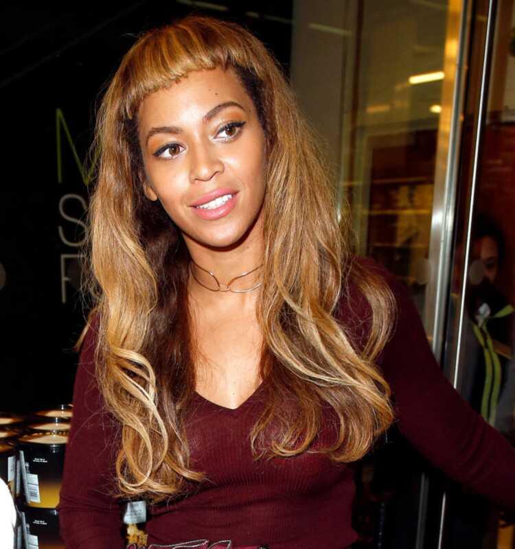 Beyoncé va aconseguir curtmetratge i el món es va desviant