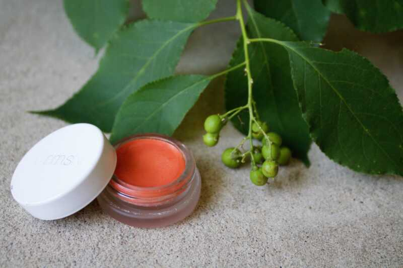 Bewertet: RMS beautys lip2cheek in kurioser Orange