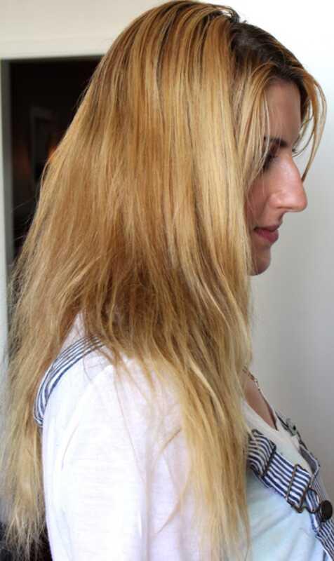2 oštećena tretmana kose koja je spasila moju pretjeranu kosu