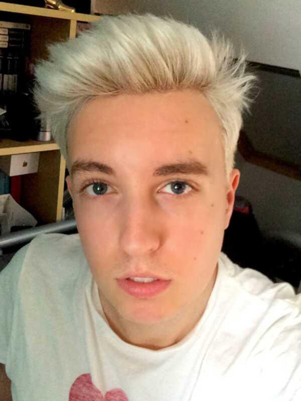 Ako (a prečo) som išiel platinovú blondínku doma