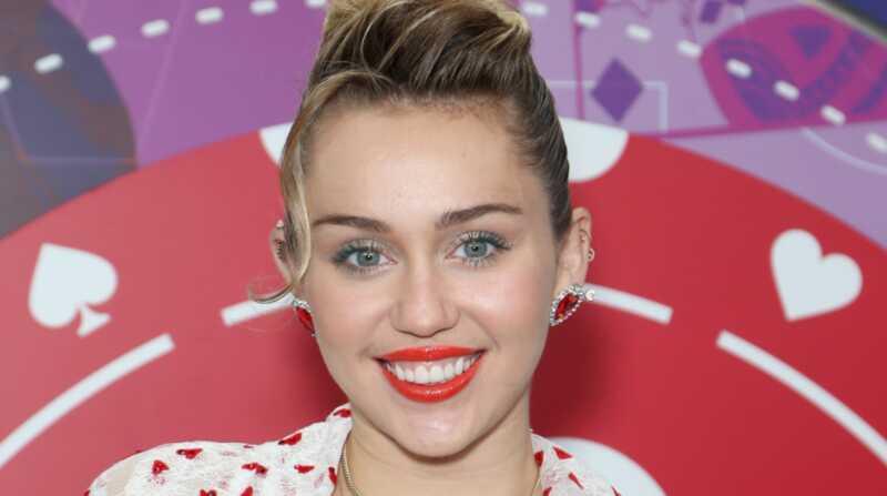 Miley Cyrus, före och efter