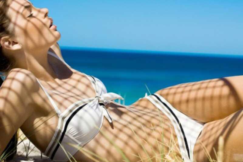 Nākamā labākā lieta, kas atvaļinājumā ir ķermeņa produkti, kas smaržo kā viens