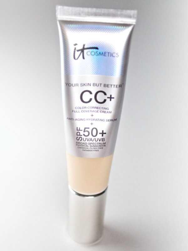 Má to kozmetika CC krém žije až k humbuk?
