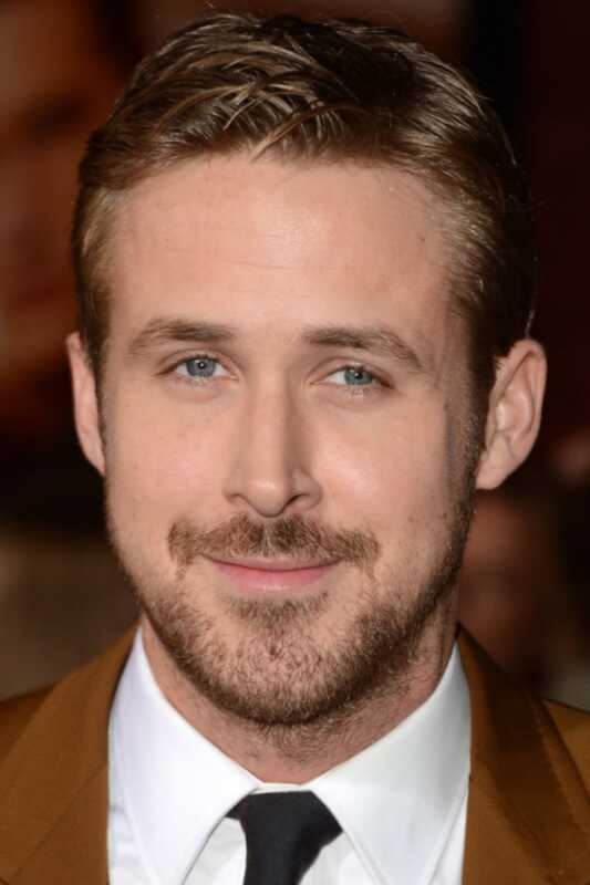 Ryan Gosling, voor en na
