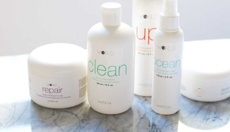 World hair review: volledig natuurlijke haarproducten van de salonkwaliteit