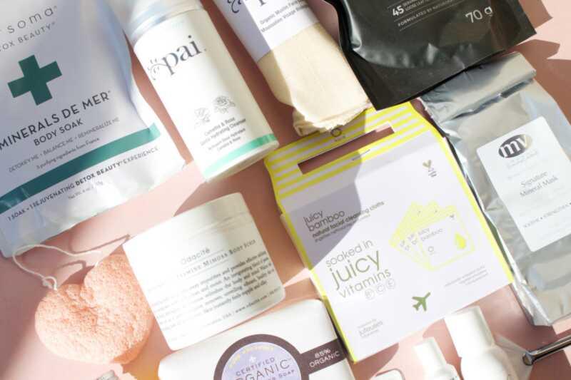 Tržište Detox-a je prirodno detoksizira vašu kutiju za ljepotu