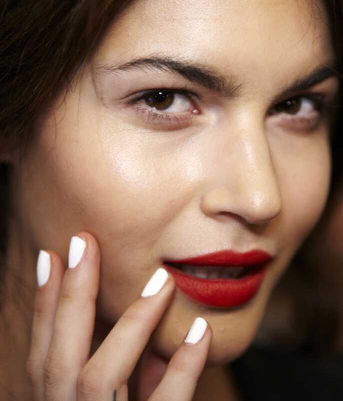 7 najboljih ideja za nokte za krađu iz Njujorške modne sedmice
