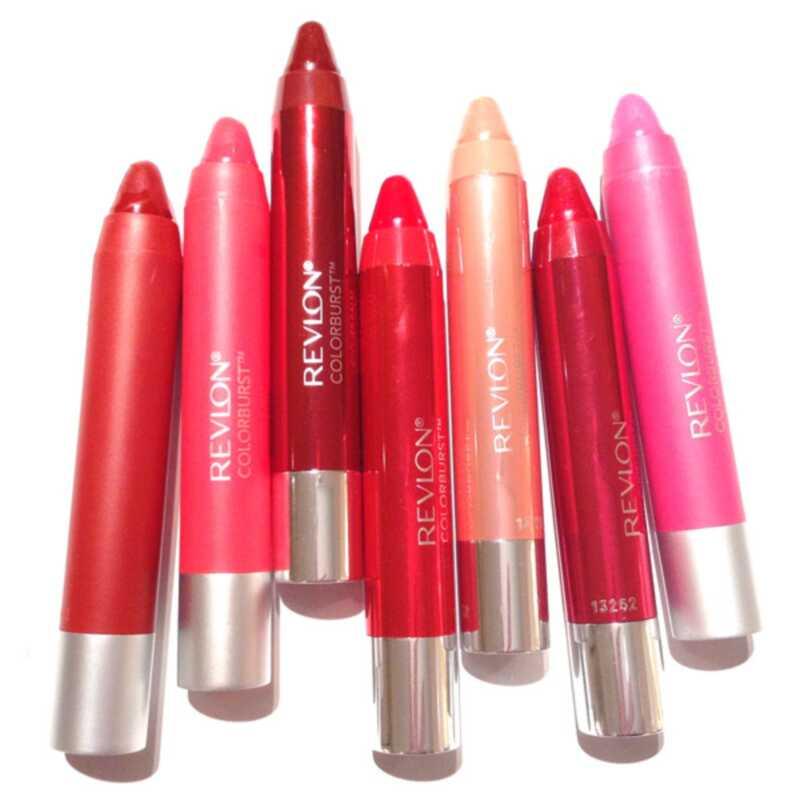 Els balaixos Revlon ColorBurst són els millors llapis de llavis de la farmàcia