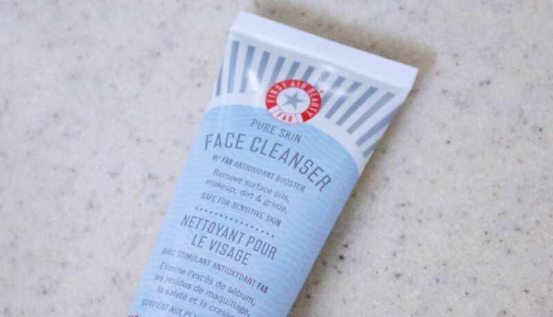Prsla za lice Prsata ljepota: čistač za sve vrste kože
