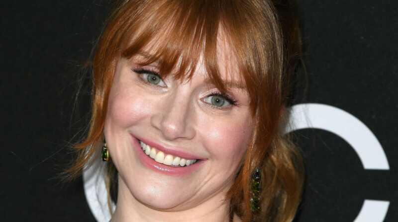 Bryce Dallas Howard, pred a po