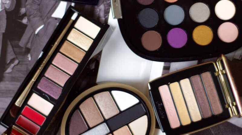 Najlepšie nové palety make-upu: Marc Jacobs, Giorgio Armani a ďalšie
