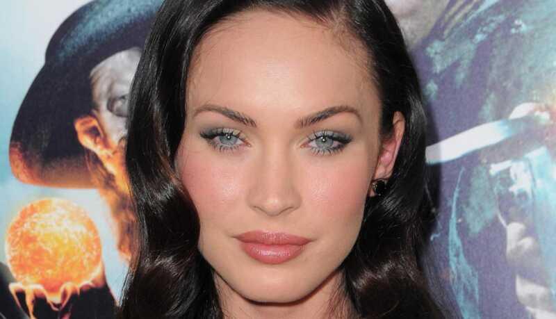 Megan Fox pirms un pēc