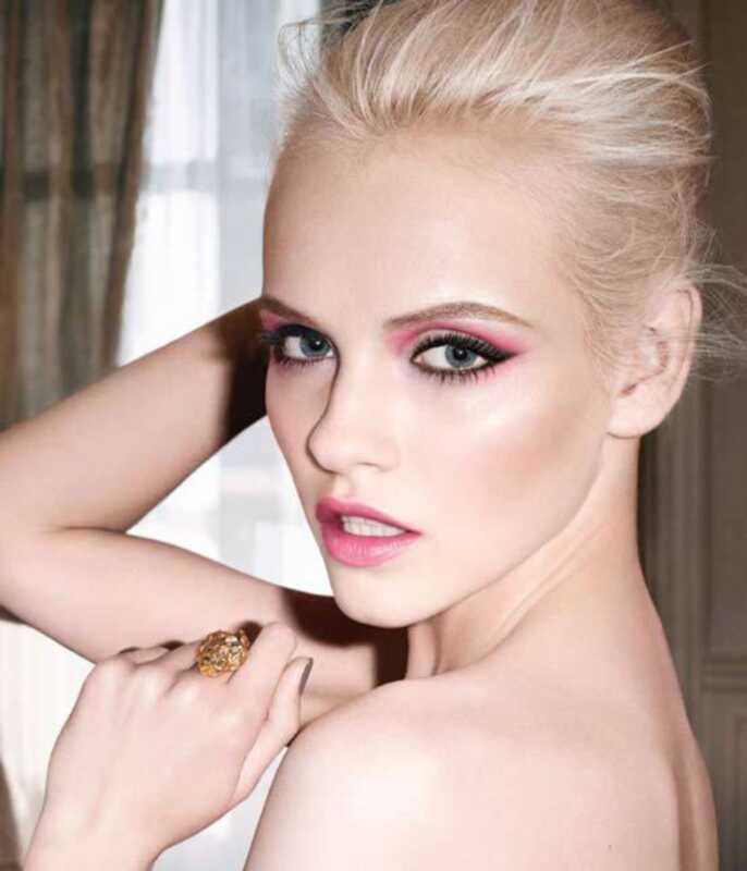 Nositi toplu i hladnu tonu šminku zajedno je nova stvar