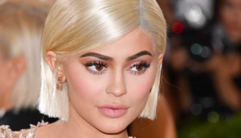 Kylie Jenner, abans i després