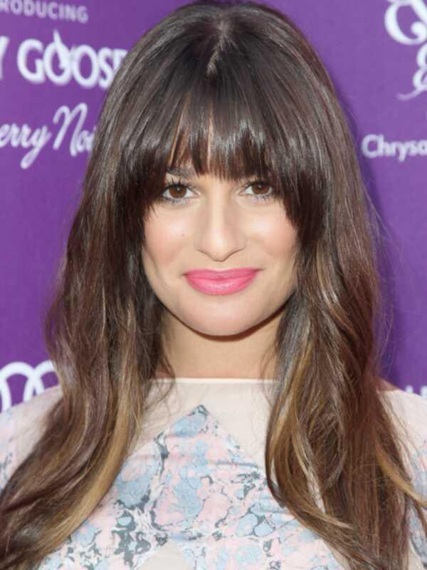 Lea Michele har 10 beste hår og sminkeutseende