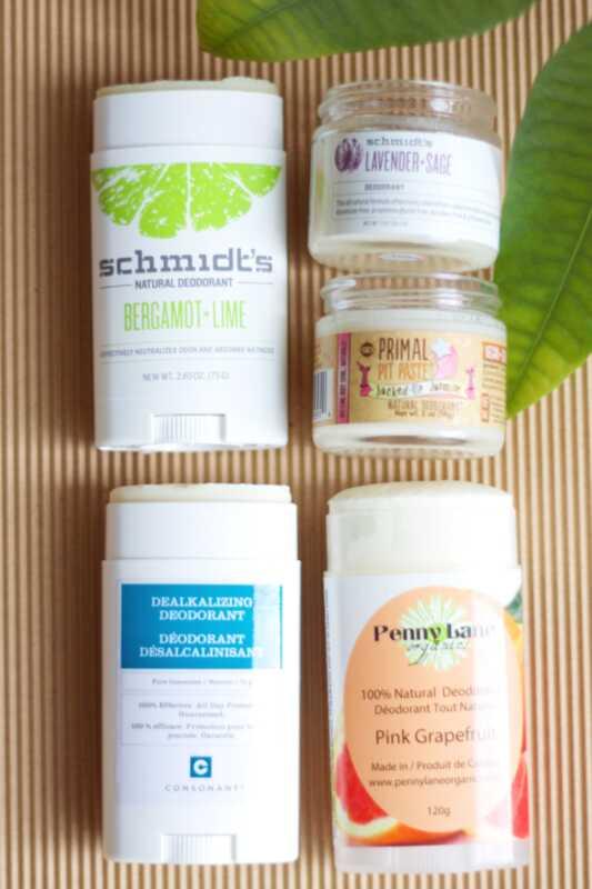 4 najefikasnijih prirodnih dezodoransi