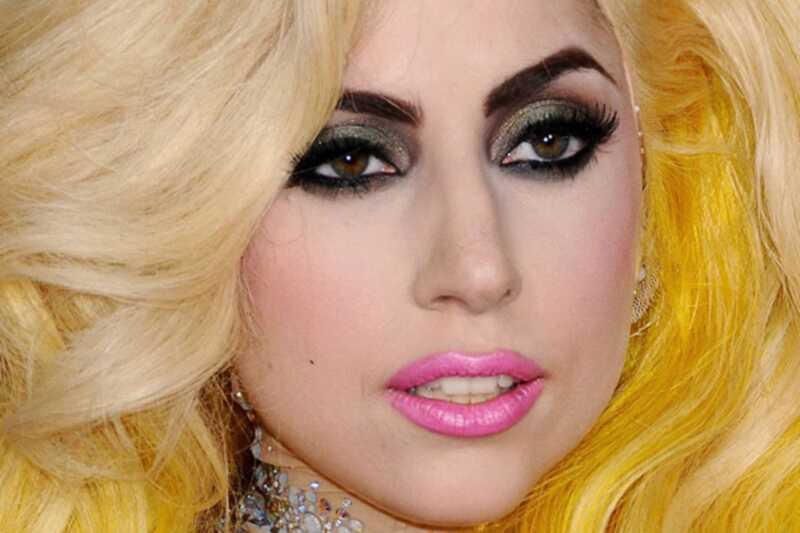 Lady Gagas Schönheitspflege ist etwas erschreckend
