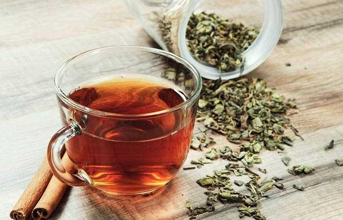 Корица и зеленый чай от диабета