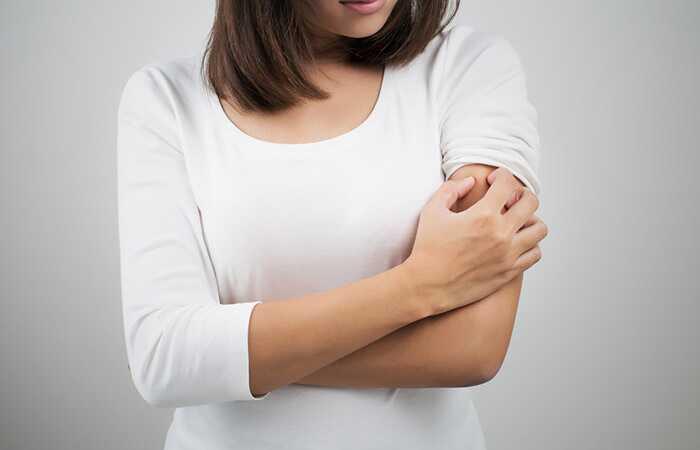 ingefära allergi symtom