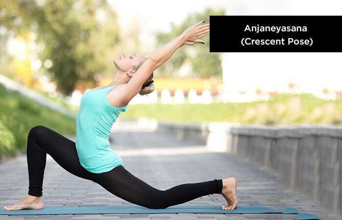 sterk kriger yoga