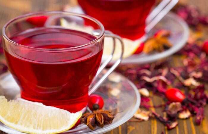 Чай каркаде при гастрите