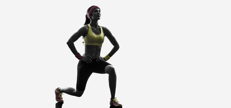 7 nuostabios pėsčiųjų lunges naudos