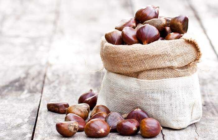 20 beste voordelen van water Kastanje (Singhara) voor huid, haar en gezondheid