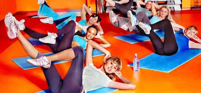 10 najlepších aerobických tried v Dillí