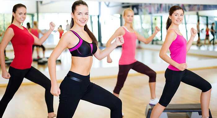 10 beste aerobic lessen in Indore