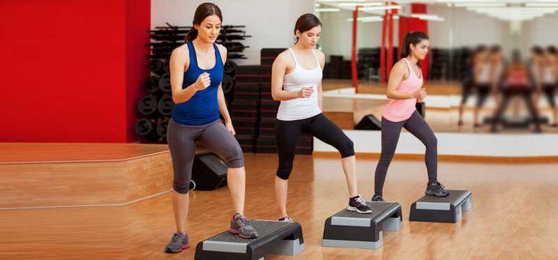 8 labākās aerobikas nodarbības Chennai