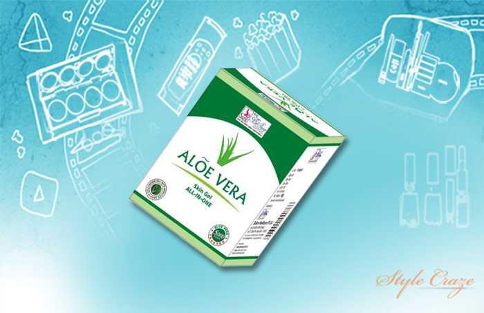 10 parimat Aloe Vera kreemi - geele põletuste raviks
